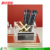 Hot Selling Office Use Clear Acrylic Pencil Cup & Business Card Organizer