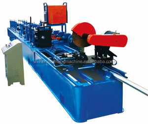 Round Tube&Octagon Pipe Roll Forming Machine
