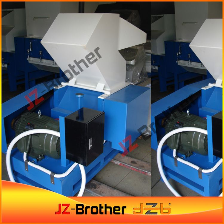 plastic crusher for recycling line