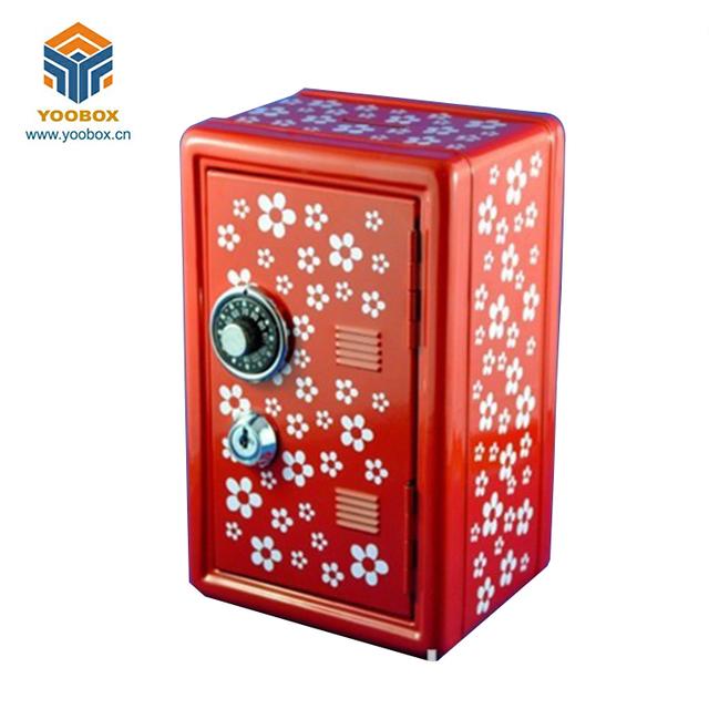 Home Secret Cash Jewel Small Safe Money Box