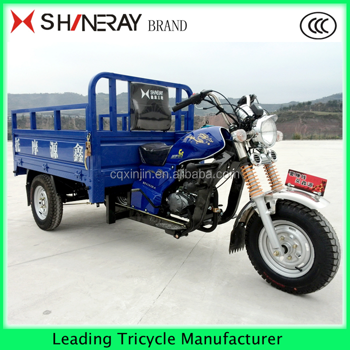 Hot Sale 150cc Shineray 3 Wheel Cargo Transport Motorcycle Tricycle Vehicle Made in China