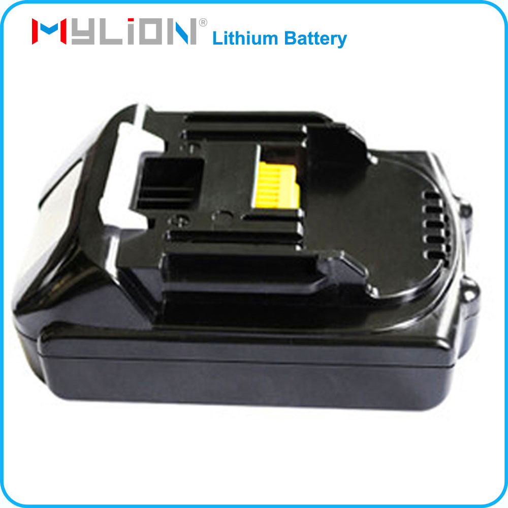 high quality 18v2500mah power tool lithium battery for makita power tool 194205-3 BL1815 with samsung cell