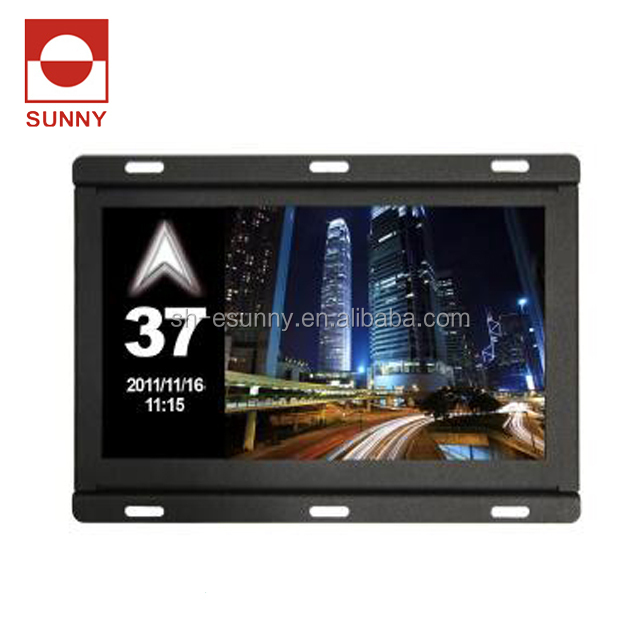 STEP 7 inch TFT display landscape and portrait type CPI SM.04-TLF