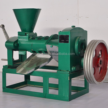 6YL-68 Soybeans Oil Mill Machine