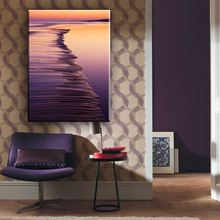 Magnificent tidal hot sale artwork simple designs for fabric painting