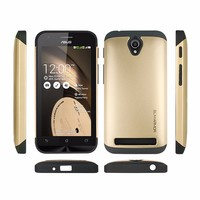 Mobile Phone Shockproof Case 2 in 1 Armor Phone Case For ASUS Zenfone Go Mini