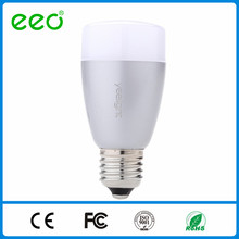 E27 Bluetooth Control Smart LED RGB Color Bulb Light Lamps xm yeelight