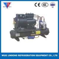A/Csemi-hermetic refrigeration compressor BFS151 water cooled unit, air conditioner compressor