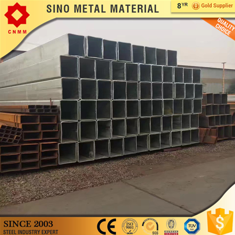 iron gate a53a a53b st37 st52 cheap gi pipe price galvanized rectangular steel square tube