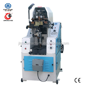 LM-727 Hydraulic heel seat Shoe Lasting Machine Shoe Lasts Used Shoe Making Machinery For Sale
