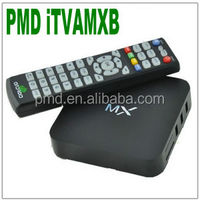 mx 4.2 android 4.2 max tv box arabic tv channels Amlogic dual core 1G/8G support XBMC Skype etc. Android 4.2 Smart TV Box