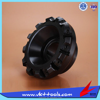 CNC Indexable 125mm Face Milling Cutter -----MF45-125.12-HN09-B40-G----VKT