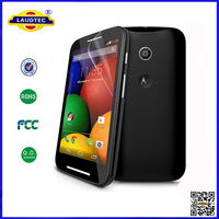 china manufacturer High quality Clear Screen protector for Motorola Moto E