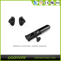 Padmate Listening Devices Bluetooth Earphones for Mobile