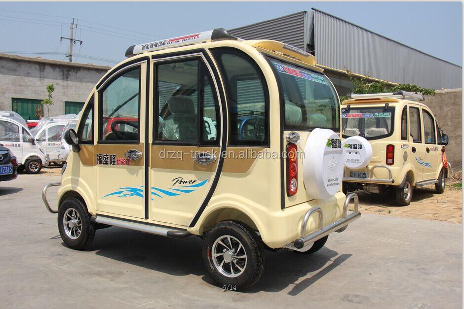 Mini Electric Bus Vehicle Electric Caravan Door Seal Dc