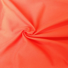 100% polyester tricot mesh fabric for sportswear