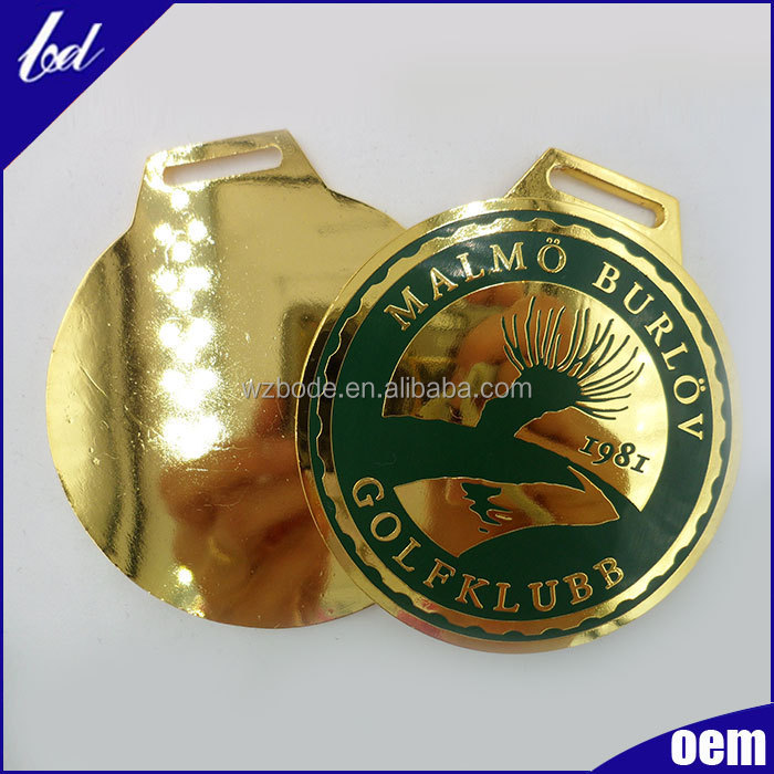 Professional production latest custom metal sports medals high quality ancient medallions