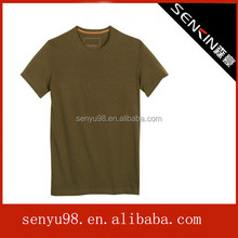 shoulder pad 70% polyester cotton t-shirt manufactures in guangzhou
