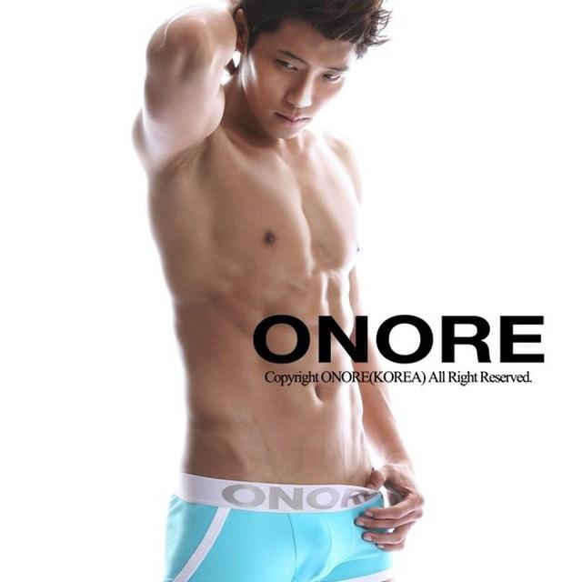 [ONORE] Men's underwear / boxers briefs / good design / KOREA