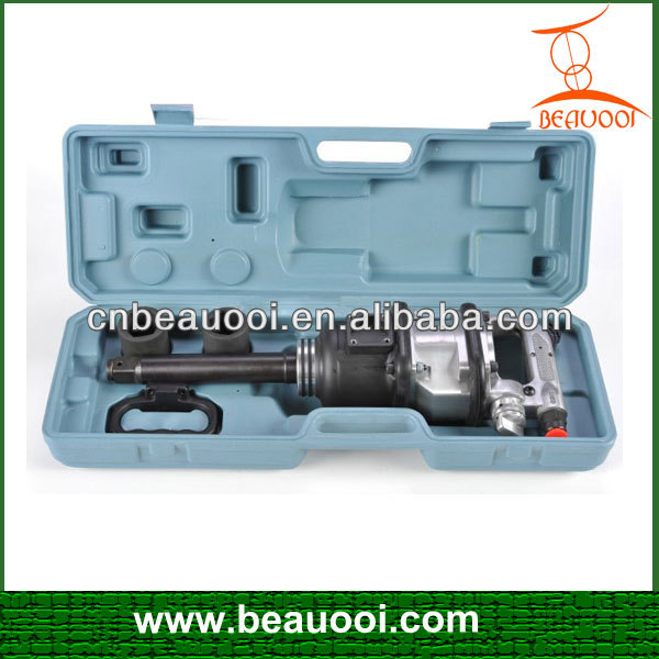"1/2"" 3/8"" 1"" pistol straight air impact wrench"