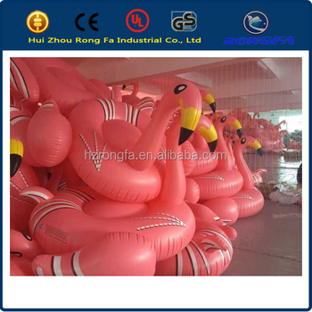 2016 hot factory sell small quantity acceptable Summer Inflatable pool float swan