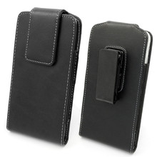 C&T Leather Vertical Holster Belt Clip Pouch Carrying Sleeve Case for Samsung S8 Plus