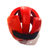 high quality professional comfortable taekwondo PU boxing soccer head protection