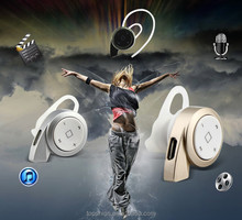 For iPhone 5 In-ear Earphone, Mobile Phone Bluetooth Wireless Mini Earpod Headphone Headset