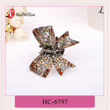 Beautiful Hot Sale steel hair clip claw