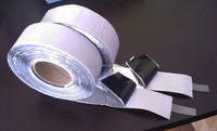 Anti Tracking Aluminum Foil Mastic Tape for HVAC Insulation
