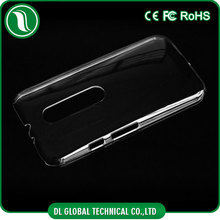 Transparent hard pc cover for motorola hard plastic case for motorola g3 case