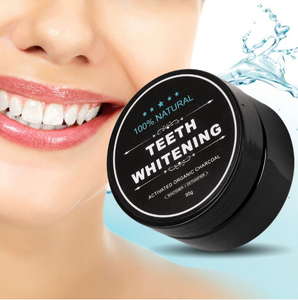 charcoal teeth whitening powder Oral Hygiene Cleaning Packing Premium Activated Bamboo Charcoal Powder
