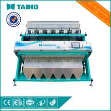 Intelligent CCD seed, beans, chickpea color sorter machine