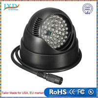 High Quality 360 Degree Rotate 48 LED for IR Infrared Night Light for CCTV Safely Security Camera