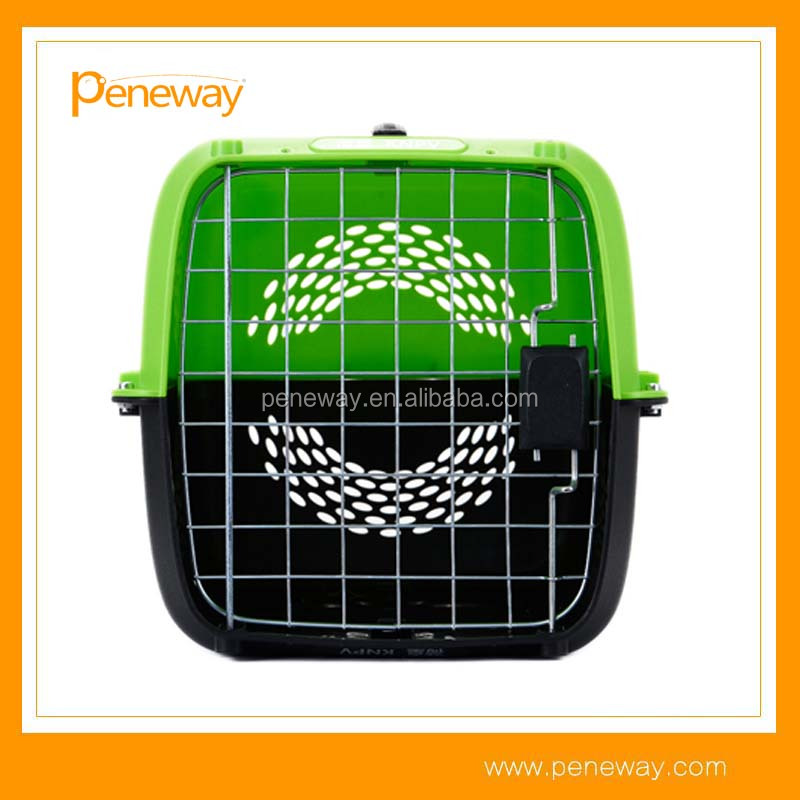 2017 New Design factory fashion airline travel dog crate