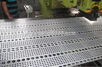 Decorative Perforated Sheet Metal Mesh Panels China Factory from Alibaba