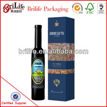 High quality Tube wine box gift in Shanghai