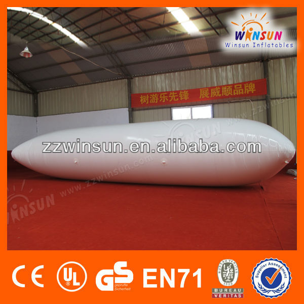 Best quality Inflatable water blob trampoline