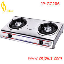 JP-GC206 China Manufactuary 900*500 Gas Cooking Range With Gas Bottle Compartment
