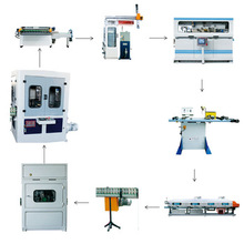 Automatic Tin Beverage Can Making Machine Production Line