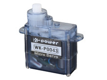 K-power P0043 micro servos for rc airplane/mini servo for RC Plane/servo actuator