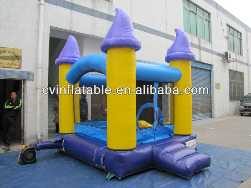 Kids commercial and residential inflatable bouncy castles