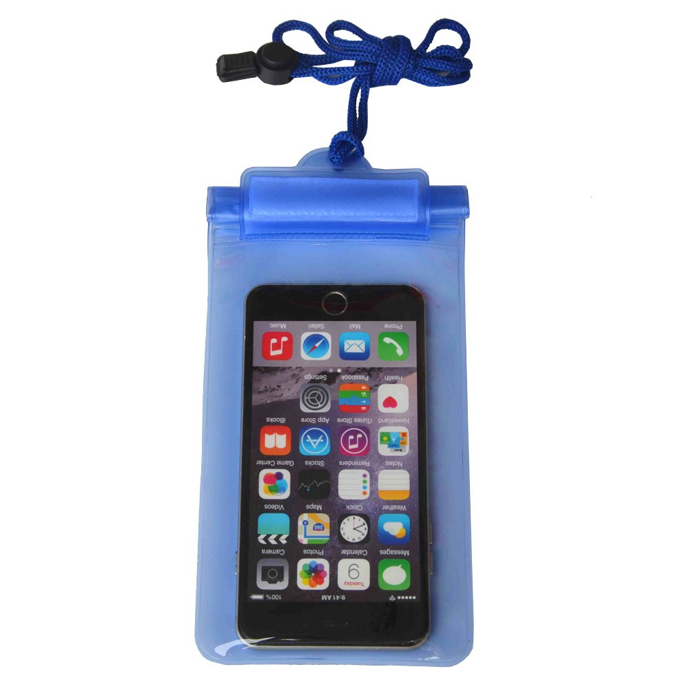 Water Resistant Phone Case Splash Proof Waterproof Phone Sleeve Pouch