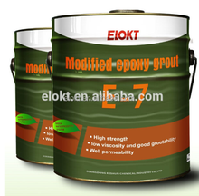 modified epoxy waterproof grout/paint/coating in Tunnel, metro and crack of the girder,pillar, pile, dam