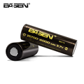 Hot Wholesale Basen IMR 21700 Battery 4000mah 30A 3.7V 21700 High Drain Rechargeable Battery Flat Top