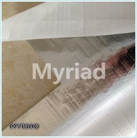 Reinforced white PP kraft foil for warehouse,factory,gym and office,etc