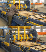 SF901 wood pallet assembly machine wood pallets nailing machine