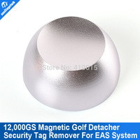 Magnetic Detacher Security Golf Super Detacher EAS Tag Remover Magnetic Intensity 12, 000GS Color Silvery Magnetic Alarm Clothes