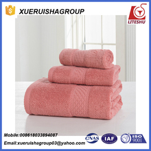 Customized Logo Towel Blanket Home Textile, Organic Cotton