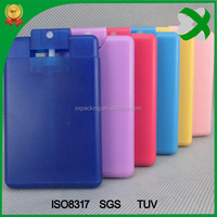 hot selling colorful caps mini spray bottles 10 ml for perfume 2016